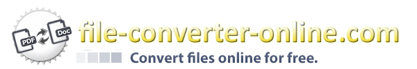 Konverter alle dine filer og dokumenter - File-Converter-Online.com